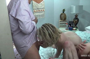 Real homemade amateur swingers