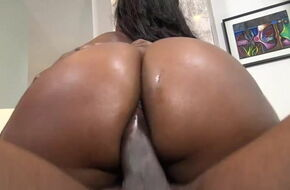 Wet ass anal