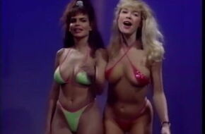 Bikini contests video